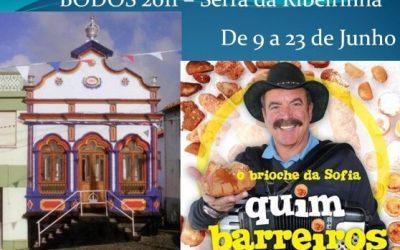 100º Aniversário Império da Serra da Ribeirinha – Programa Bodos 2011