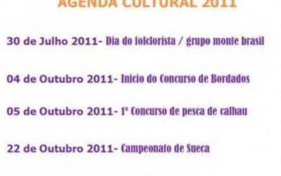 Agenda Cultural do Grupo Folclórico e Etnográfico da Riberinha