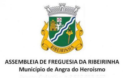 Assembleia de Freguesia da Ribeirinha – CONVOCATÓRIA