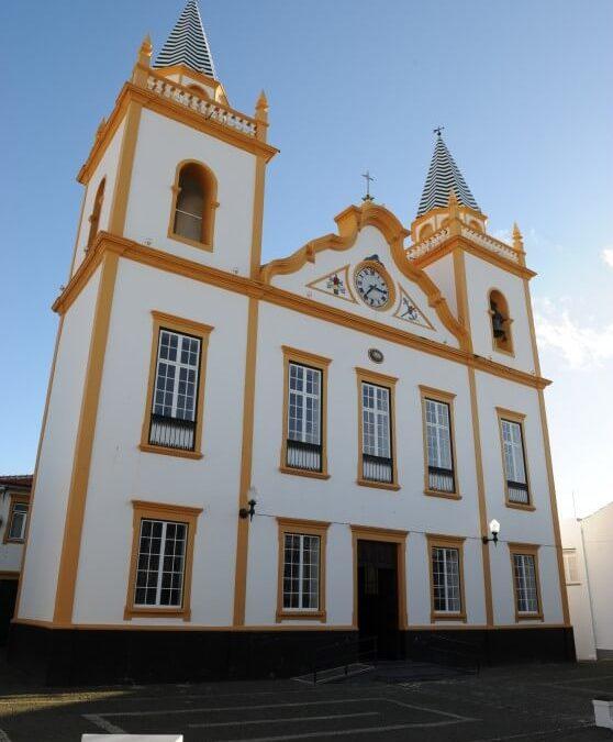 Dedicação da Igreja Paroquial de São Pedro da Ribeirinha