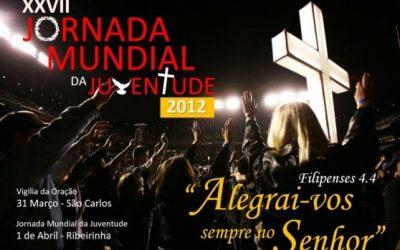 Jornada Mundial da Juventude 2012 Música e Palavra Cristã Reunidas na Ribeirinha